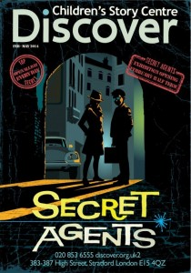 CoverSecretAgents